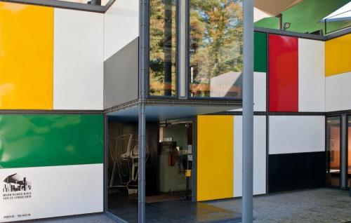 Heidi Weber Haus Zürich
